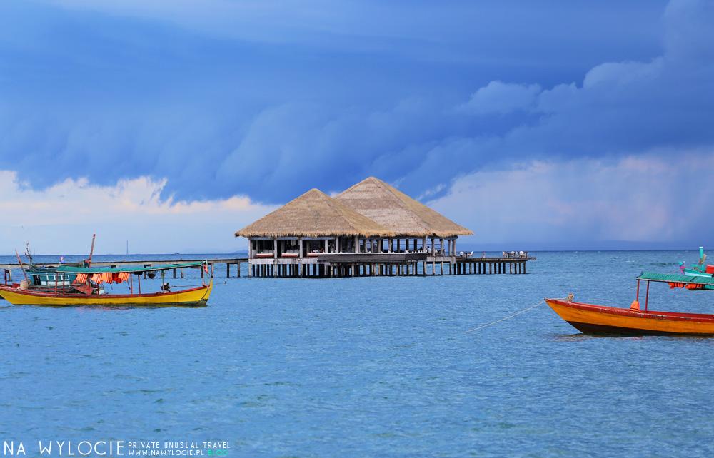 Wyspa Koh Rong w Kambodży