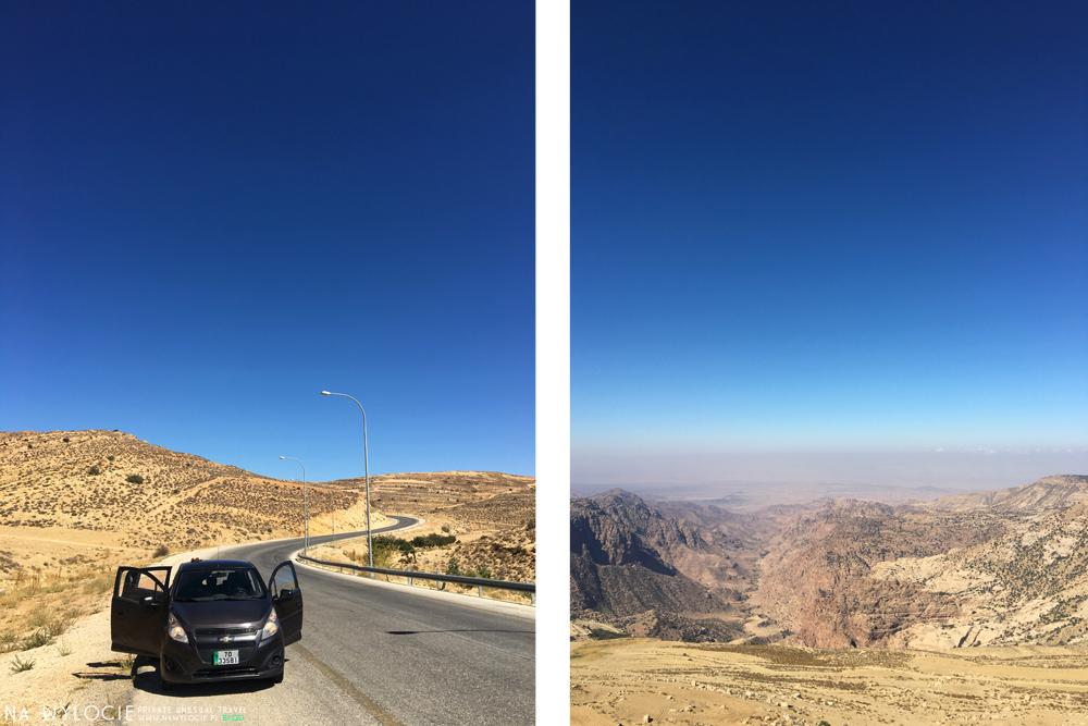 Czy warto wypożyczyć samochód w Jordanii?