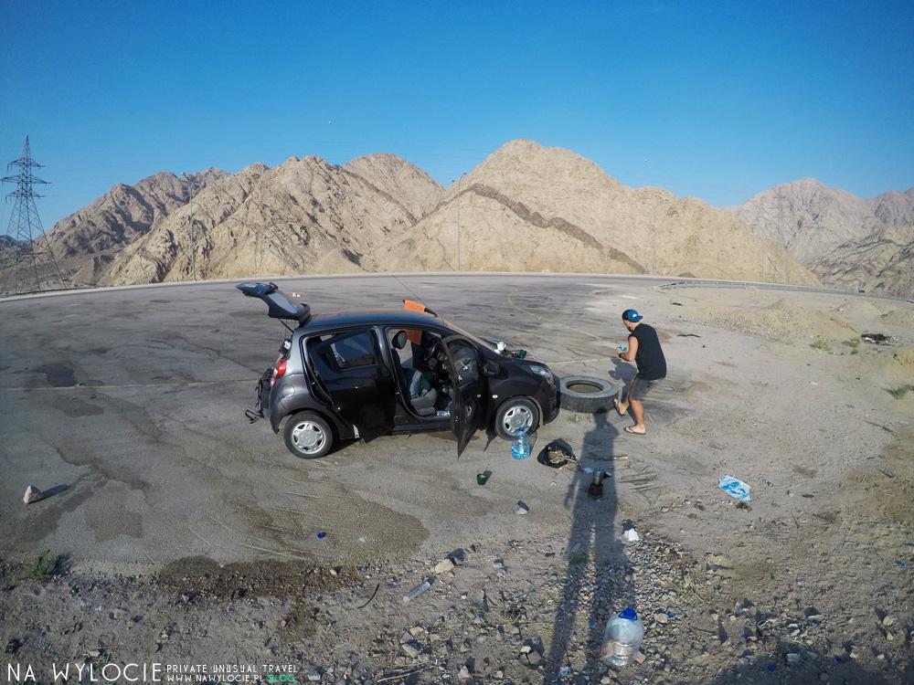 Wypożycz samochód w Jordanii