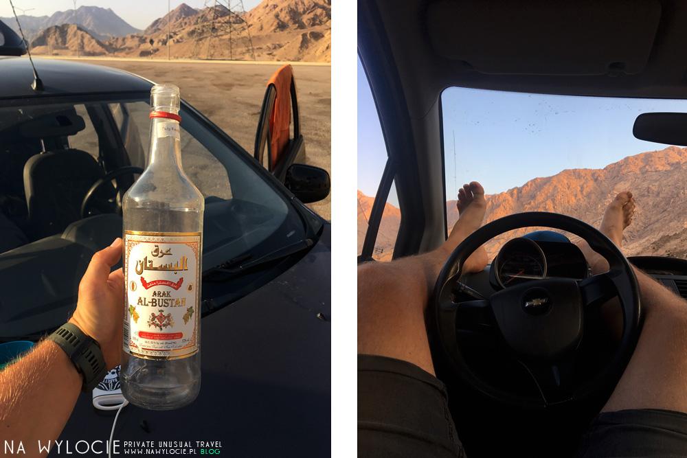 Gdzie wypożyczyć samochód w Jordanii?
