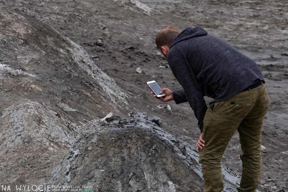 Wulkany błotne w Azerbejdżanie
