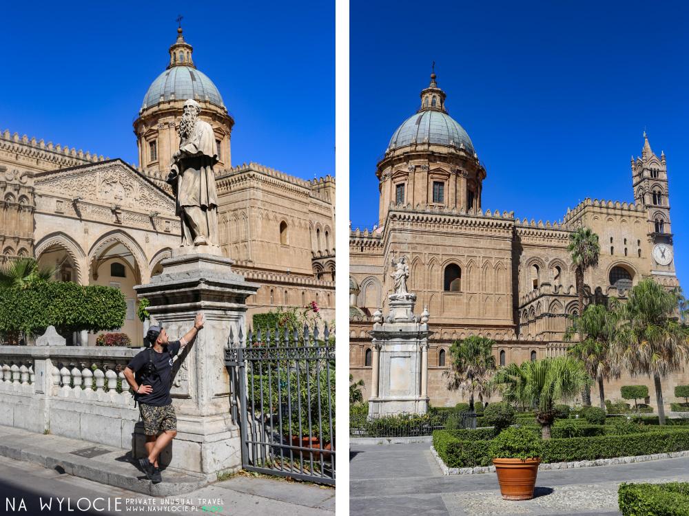 Atrakcje Palermo: Katedra