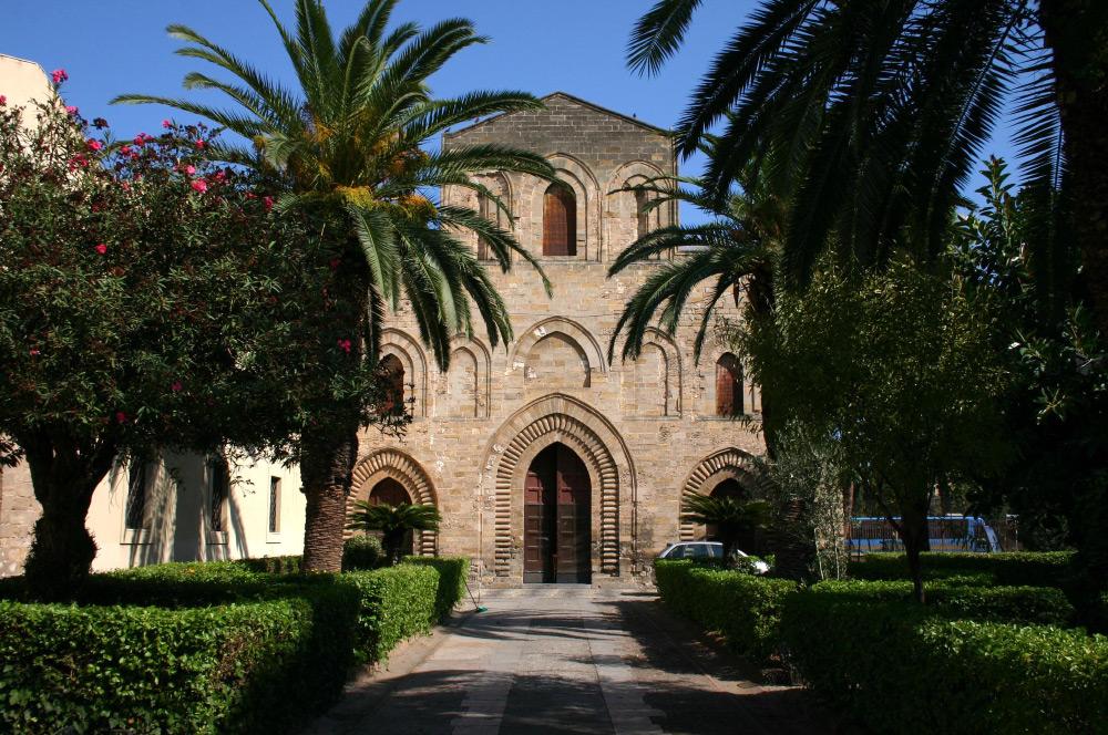 Atrakcje Palermo: La Magione