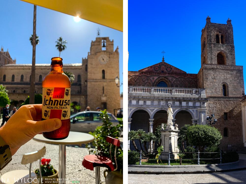 Atrakcje Palermo: katedra Monreale
