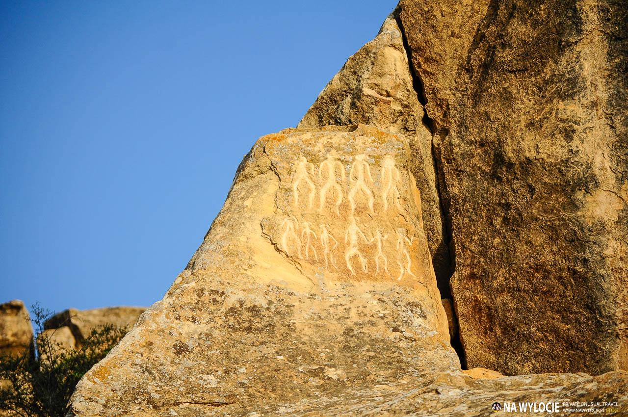 Petroglify w Azerbejdżanie