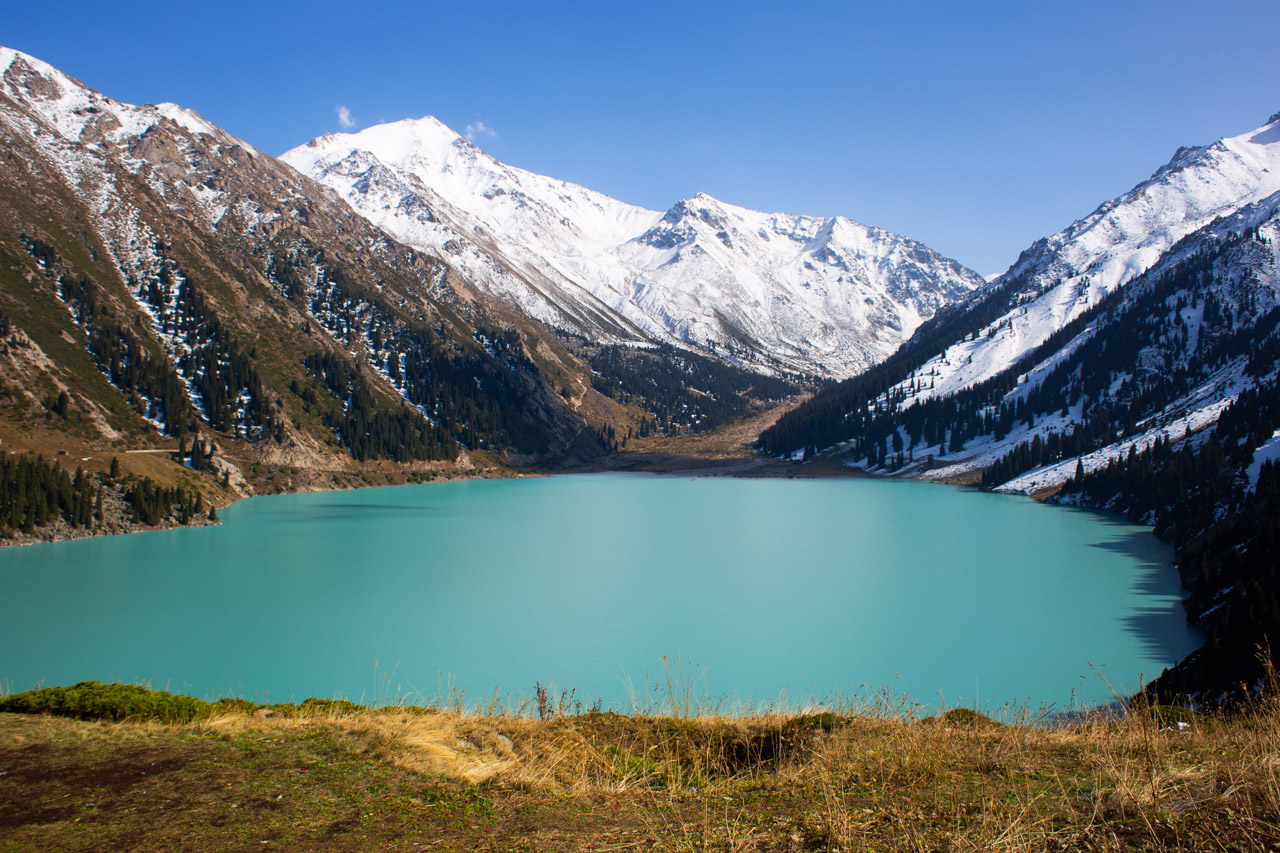 Big Almaty Lake - Kazachstan