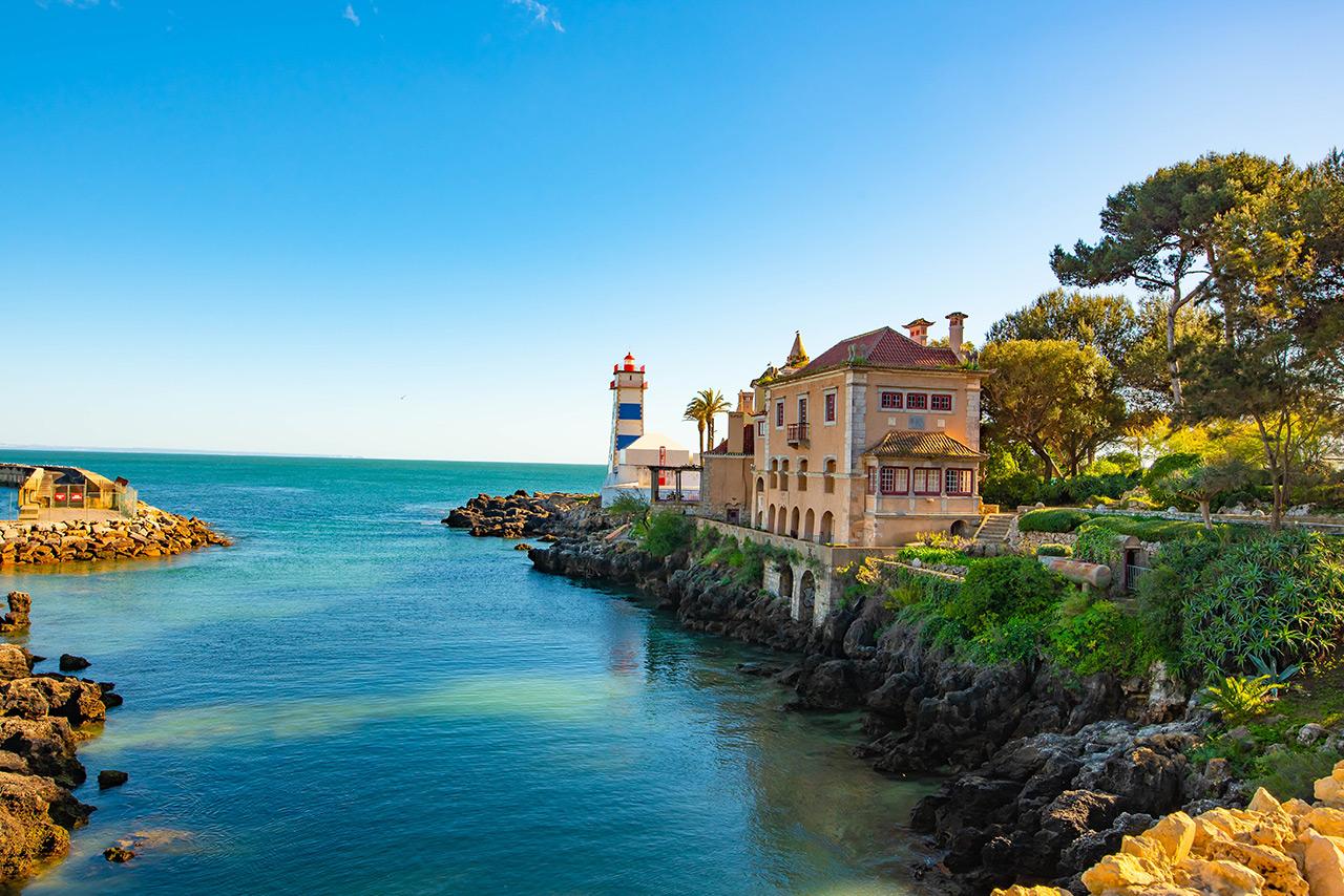 Cascais - najpiękniejszy kurort Portugalii