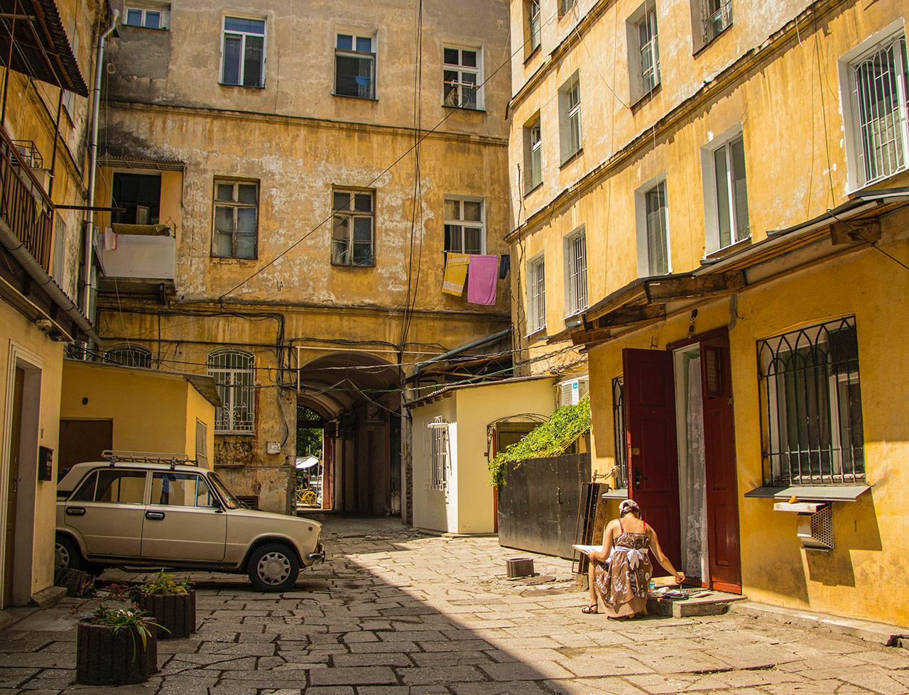 Odessa - gdzie dobrze zjeść