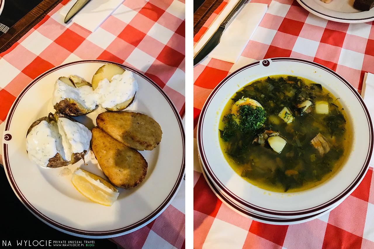 Kumanets - ukraińska kuchnia