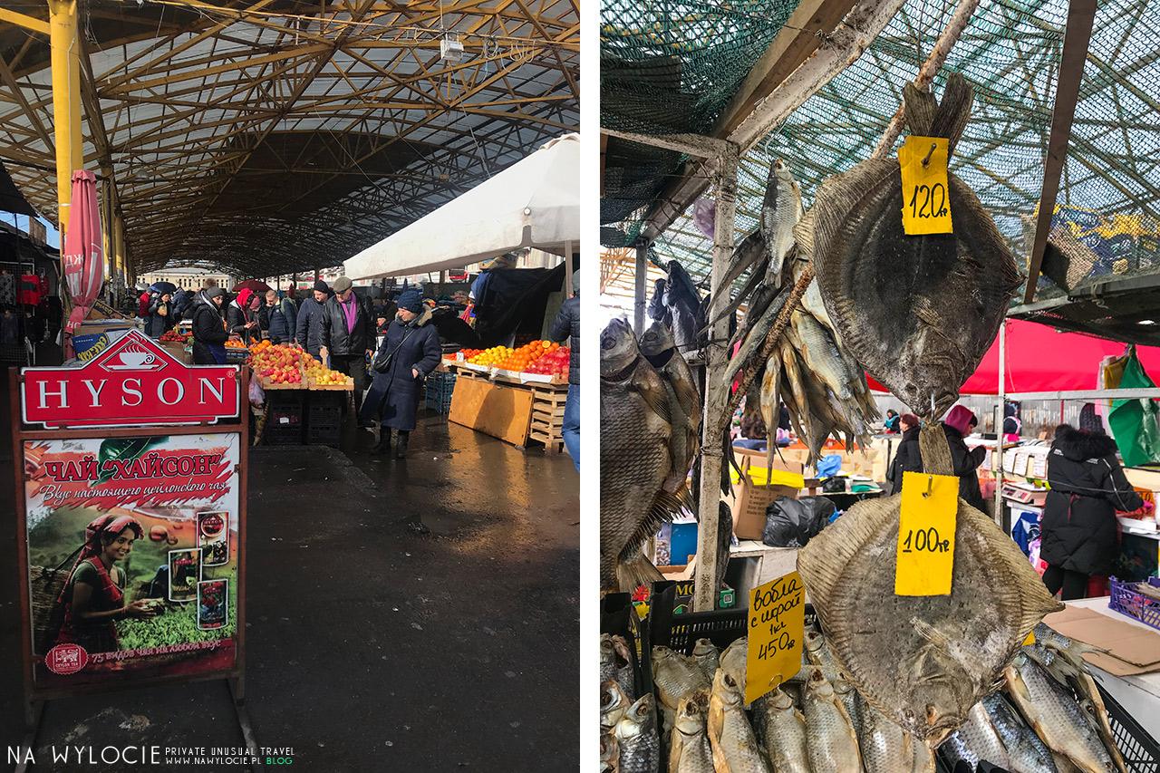 Primoz Market w Odessie
