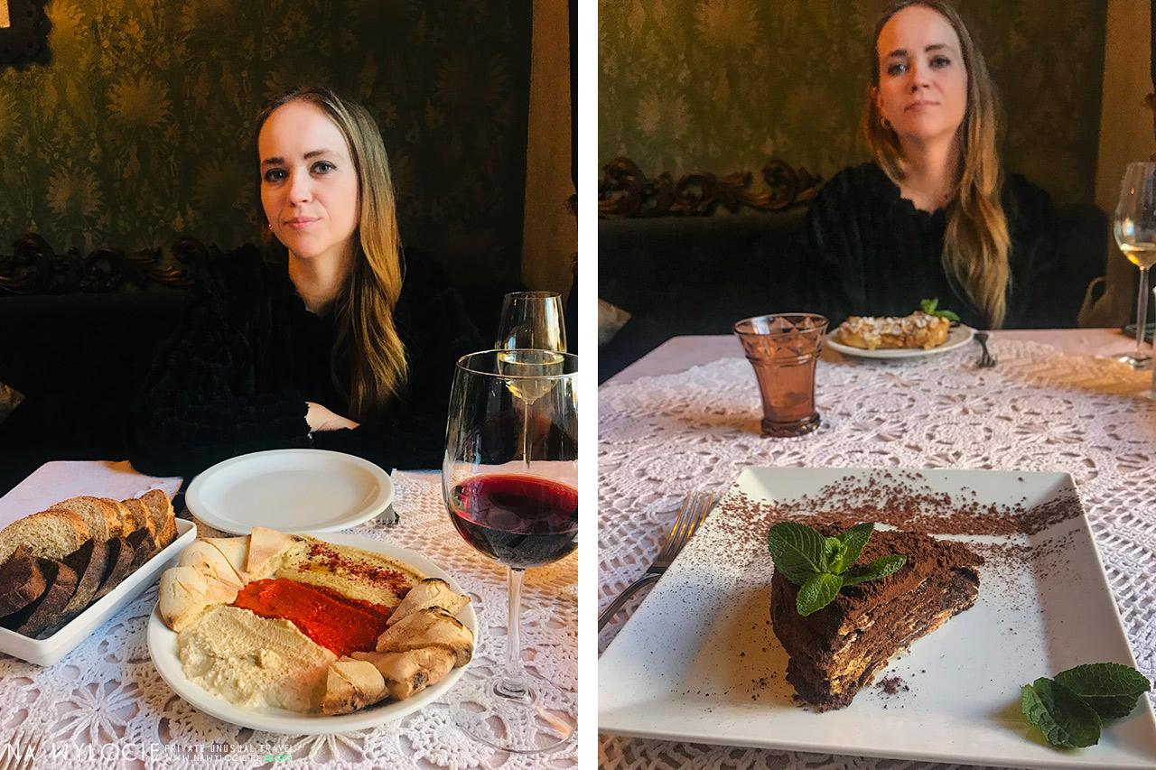 Rozmaryn - kuchnia żydowska w Odessie