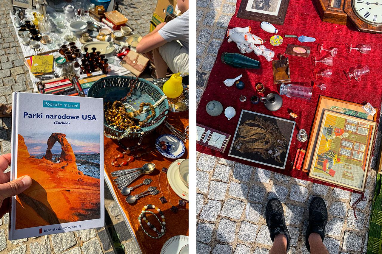 Targi i bazary w Gdańsku